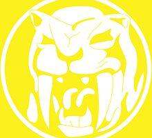 Saber-Toothed Tiger! by BobRosland