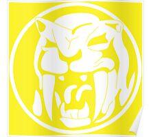 Saber-Toothed Tiger! Poster