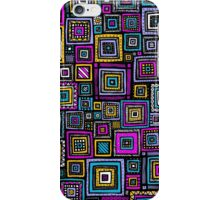 Tribal Squares iPhone Case/Skin