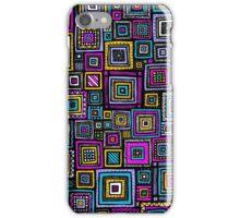 Tribal Squares iPhone Case/Skin