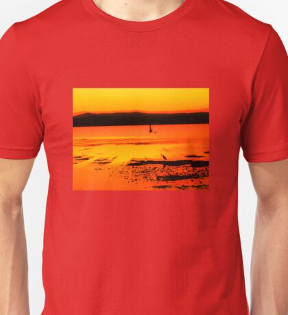 Natural Abstraction 1 Unisex T-Shirt