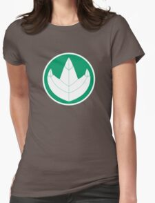 Dragonzord! Womens Fitted T-Shirt