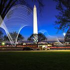 Washington Monument by Cranemann