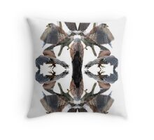Hunting pattern Throw Pillow
