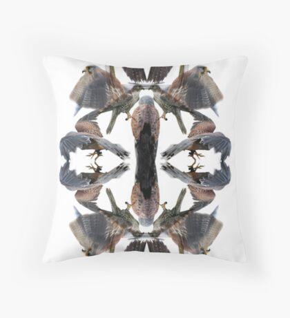 Hunting pattern Throw Pillow