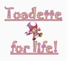 toadette by hellokitty101