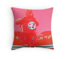 A Little Triumph Throw Pillow