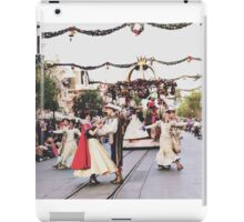 A Christmas Fantasy Parade  iPad Case/Skin