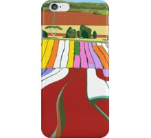 A quilt for the Landscape (detail) iPhone Case/Skin