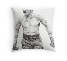 Hitman Throw Pillow