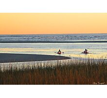 Heading Out at Dusk © Photographic Print