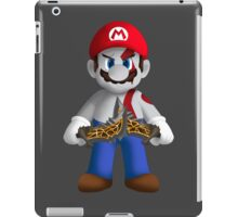 God of Mushroom Kingdom iPad Case/Skin
