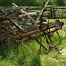Hay Rake II    by Gary L   Suddath