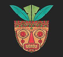 The Ethnic Mask  by haidishabrina