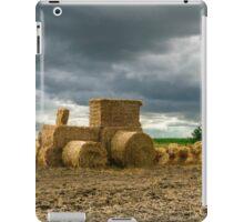 Eco farming iPad Case/Skin
