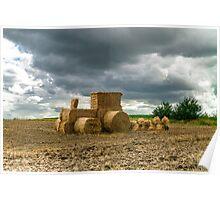 Eco farming Poster