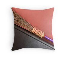 Quidditch auditions Throw Pillow