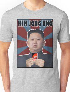 Kim Jong UNO Unisex T-Shirt