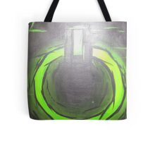 PoweR PaintinG Tote Bag
