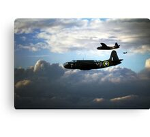RAF Havoc I Canvas Print
