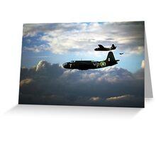 RAF Havoc I Greeting Card