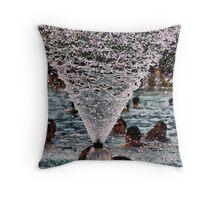 Summer cool Throw Pillow