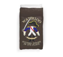 The Battle of Waterloo 200 year anniversary. Duvet Cover