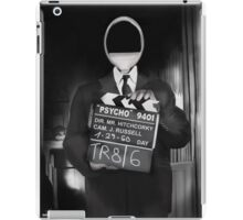 Corky the Film Director iPad Case/Skin