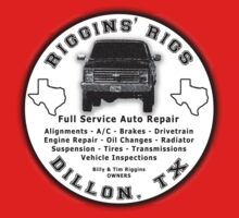Riggins' Rigs One Piece - Short Sleeve
