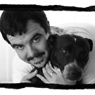 A MAN AND HIS DOG by Tracy King