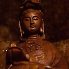 Buddha by Charlotte Pridding