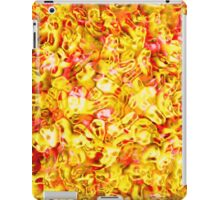 Red-Gold iPad Case/Skin