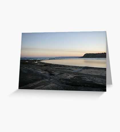 Newcastle Baths Greeting Card