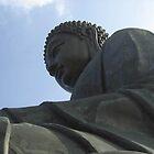 Buddha by scorpionscounty