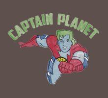 Captain Planet  One Piece - Short Sleeve