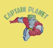 Captain Planet  Kids Clothes