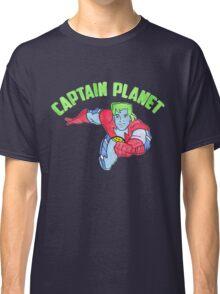 Captain Planet  Classic T-Shirt