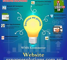 WMS Ecommerce in Melbourne by synapsesolution
