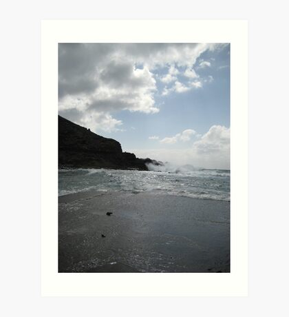 Lanzarote views Art Print