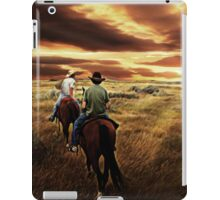 Central Queensland  iPad Case/Skin