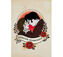 Pride and Prejudice Photographic Print