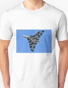 Avro Vulcan B.2 XH558 G-VLCN T-Shirt