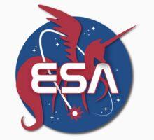 ESA - Equestrian Space Administration (NASA) by cxfantasy