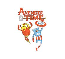 Avenger time by Baipodo
