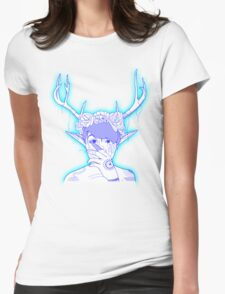 Wood Elf Princess Womens Fitted T-Shirt