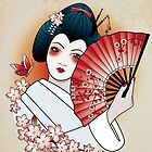 Geisha by Killer Wolf