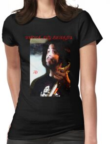 SHOCKING BEARDS  Womens Fitted T-Shirt