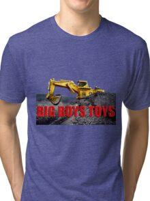 Big Boys Toys T-Shirt Tri-blend T-Shirt