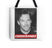 Benedict Cumberbatch Cheekbones Tote Bag