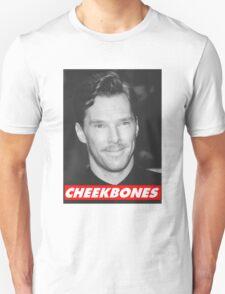 Benedict Cumberbatch Cheekbones Unisex T-Shirt
